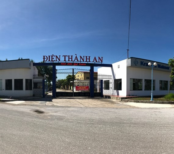Let's visit Thanh An Factory